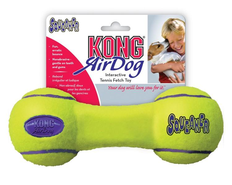 Jouer Kong pour chien pour le stimuler