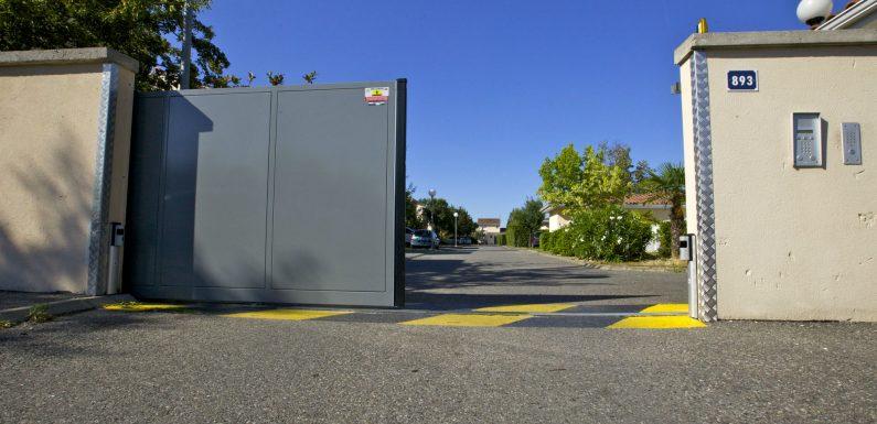 Motorisation de portail : le choix du confort et de la sécurité